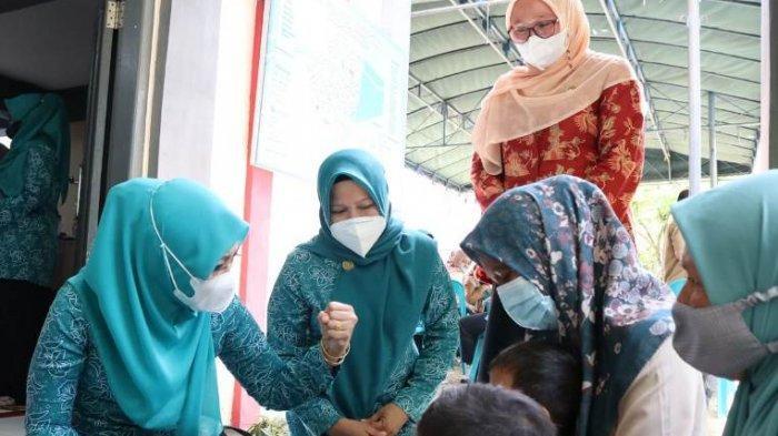 Lubuk Sukon Pilot Project Rumoh Gizi Gampong di Aceh Besar, Ini Pesan Ketua TP PKK Aceh & Aceh Besar