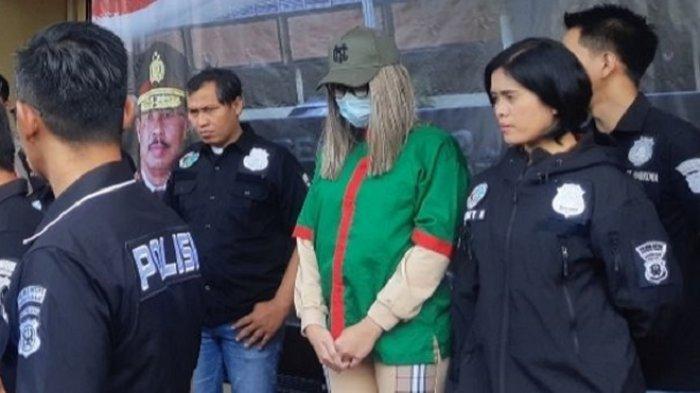 Jenis Kelamin di KTP dan Paspor Beda, Lucinta Luna Ditahan di Sel Khusus, Terancam 5 Tahun Penjara