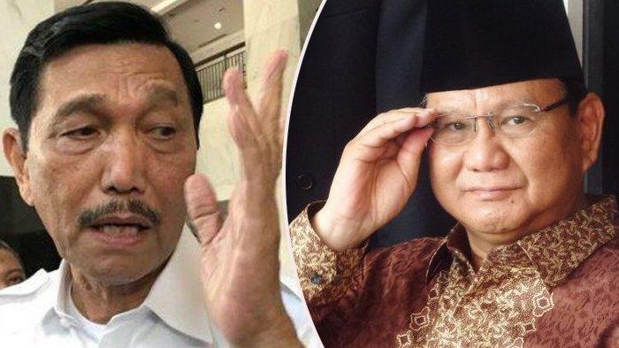Blak-blakan Akui Ada Perannya di Balik Prabowo Jadi Menhan, Luhut Pandjaitan: Presiden Tanya Saya