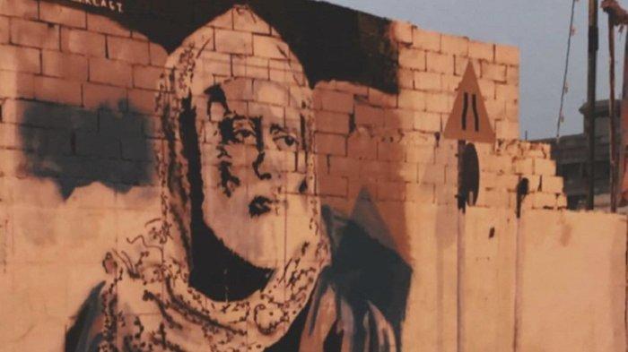 Lukisan Mural Populer di Saudi, Ini Dia Potretnya