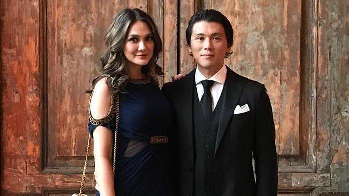 Terungkap Fakta Baru Hubungan Luna Maya dan Reino Barack, Pernah Tinggal Serumah Selama 2 Tahun