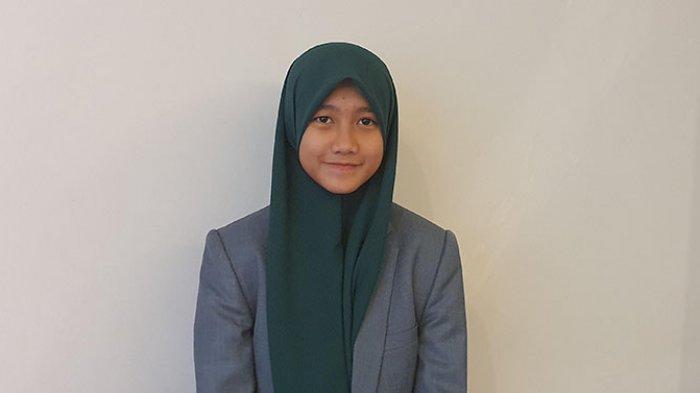 Luthfia Wahyu Marnisa, Qariah Pertama Asal Simeulue yang Lolos ke MTQ Nasional