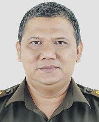 Mantan Keuchik DPO Jaksa