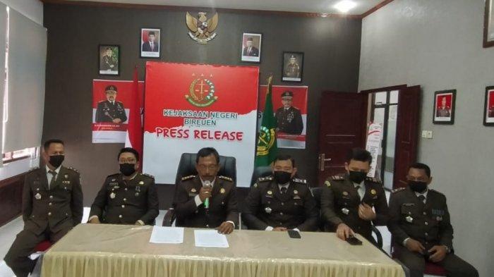 Berkas Kasus Sabu 350 Kg di Jeunieb Sudah ke Pengadilan