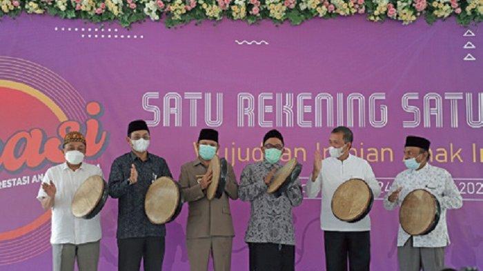 Bupati Aceh Besar Hadiri Kegiatan KREASI di Pesantren Daruzahiddin