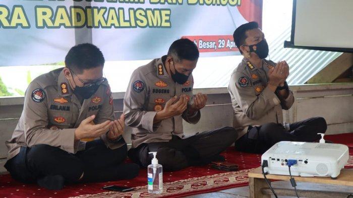 Humas Mabes Polri Sosialisikan Pencegahan Paham Radikalisme di Aceh