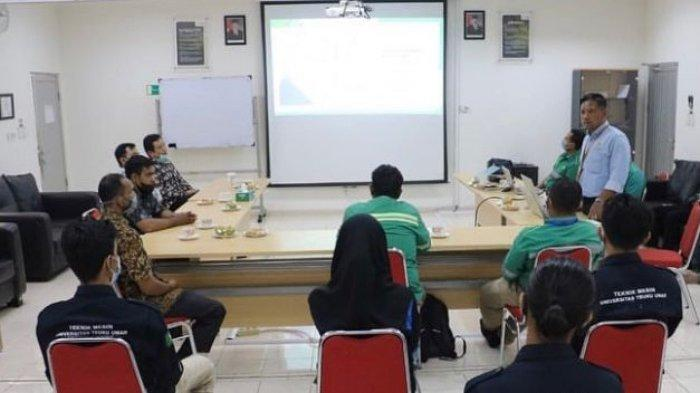 Program Magang UTU - PT Mifa Memberi Nilai Positif untuk Mahasiswa.