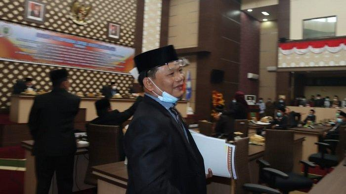 Rapat Paripurna LKPJ Wali Kota Subulussalam Diwarnai Aksi Walkout Fraksi Geranat