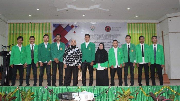 Mahasiswa FEB Unimal Dukung Penolakan Tambang PT EMM, Minta Plt Gubernur Aceh Segera Nyatakan Sikap