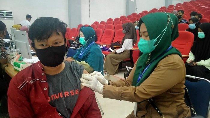 IAIN Langsa Gelar Vaksinasi Bagi Sivitas dan Mahasiswa