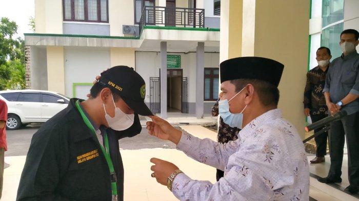 IAIN Langsa Kirim 8 Mahasiswa Ikuti KPM Melayu Serumpun di Sumatera Barat Selama 35 Hari