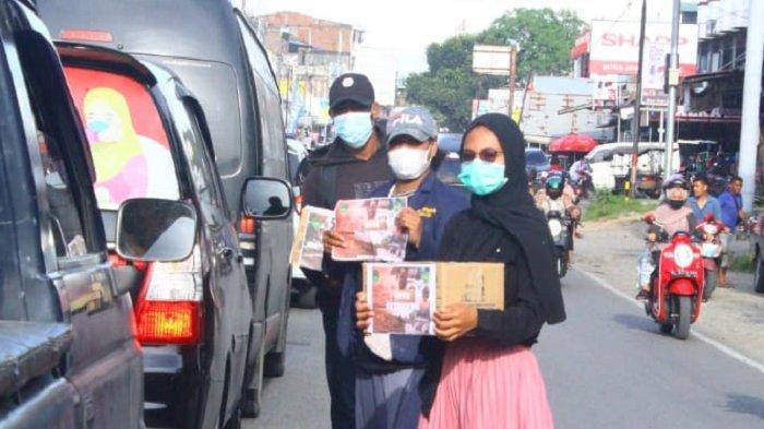 Mahasiswa Papua dan NTT di Aceh Galang Dana untuk Korban Bencana Alam di NTT