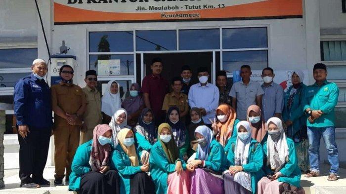 STAIN Meulaboh Jemput Kembali 323 Mahasiswa KPM pada 34 Gampong di Aceh Barat