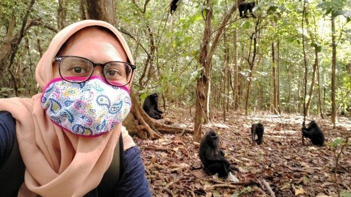VIRAL Cerita Mahasiswa 10 Bulandi Hutan Meneliti Monyet Yaki, Temukan Hal Unik Saat Monyet Birahi