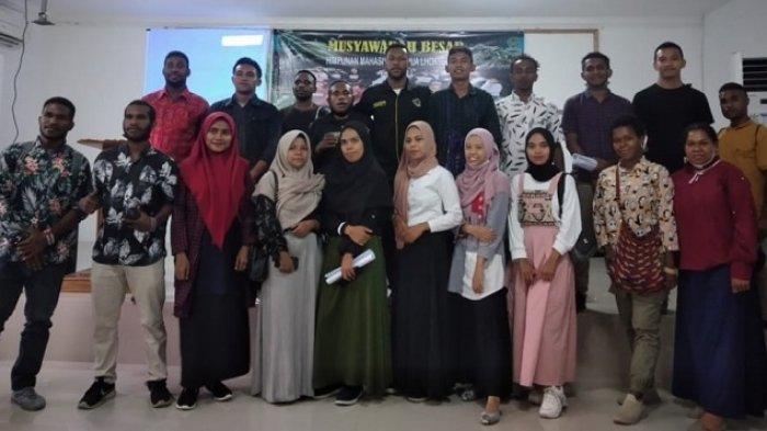 Mahasiswa Papua di Lhokseumawe Gelar Mubes, Tersa Jayaran Terpilih Jadi Ketua Umum Himapal 2021-2023