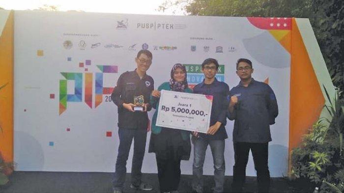 Unsyiah Raih Juara Nasional, Ajang Festival Inovasi