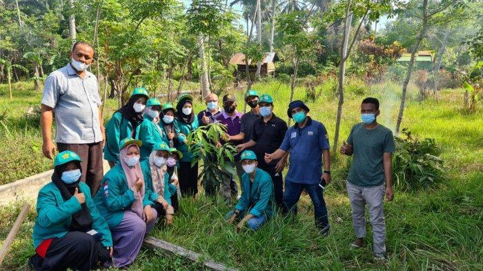 Mahasiswa Universitas Syiah Kuala Gelar KKN Gotong Royong di Gampong Bada Aceh Besar