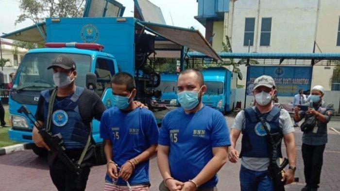 Mahasiswa Ditangkap BNN, Edarkan Ganja di Kampus USU