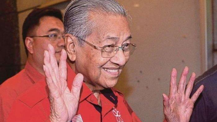 Dipecat dari Partai Bersatu, Mahathir Mohammad Janji Tantang Keputusan Pemecatan dari PM Muhyiddin
