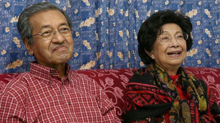 Mahathir Mohamad Ungkap Rahasia Keharmonisan 62 Tahun Pernikahannya, Pandangan Pertama di Kampus Ini