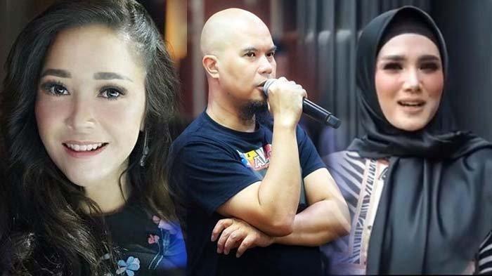 Heboh Pertemuan Ahmad Dhani dan Maia Estianty di Indonesian Idol 2020, Begini Respon Mulan Jameela