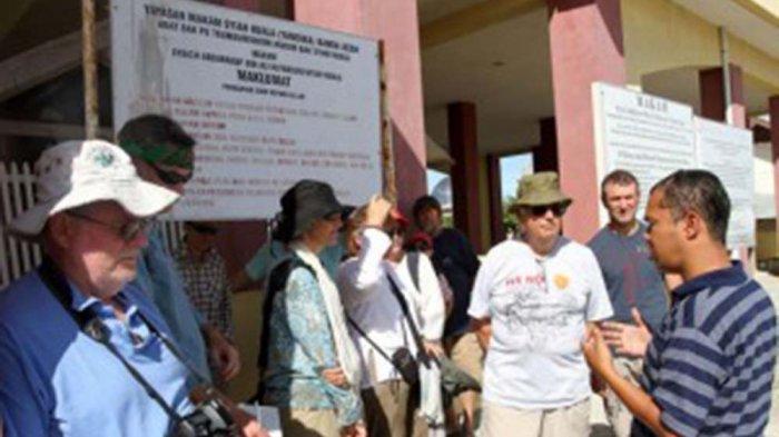 NU Aceh Singkil Minta Pemerintah Aceh Tambahkan Nama As Singkili di Prasasti Makam Syekh Abdurrauf