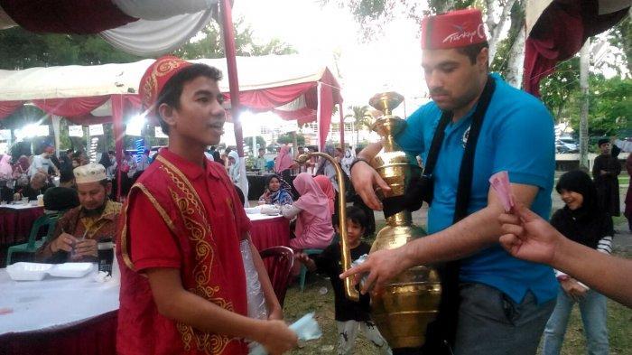 Aneka Makanan Turki Kembali Hadir Tersaji untuk Pengunjung Taman Sari Banda Aceh, Ini Jadwalnya