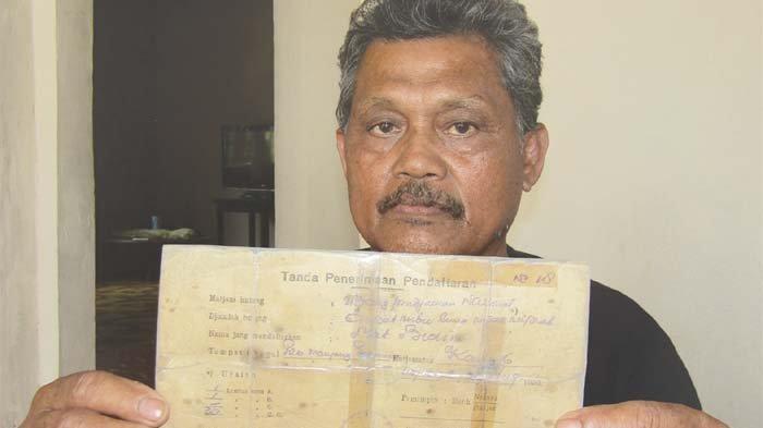 Maksun Menagih Wasiat Ayah Setelah 72 Tahun Indonesia Merdeka