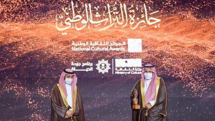 Arab Saudi Beri Penghargaan ke 32 Tokoh Budaya, Terbagi Dalam 14 Kategori