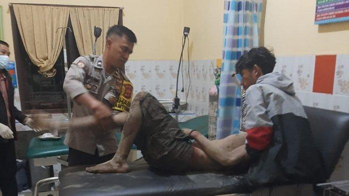 Maling Dihakim Massa di Aceh Tamiang Ternyata Residivis,Sudah 2 Kali Masuk Sel Kasus Pencurian