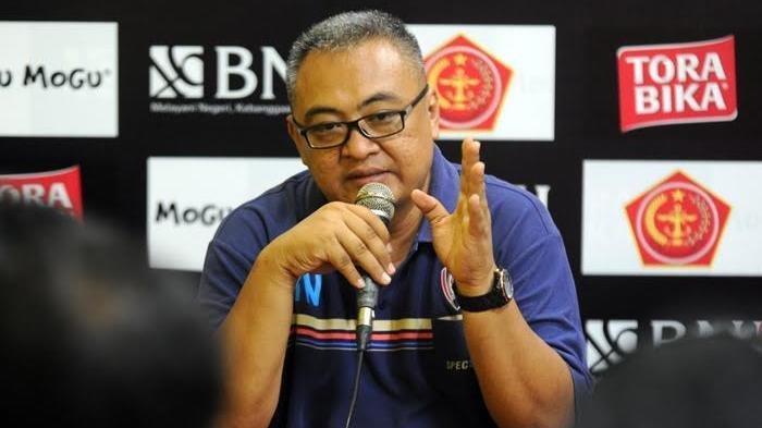 Liga 1 2020 Dipusatkan di Jawa, GM Arema Sedih Gagal Ke Aceh dan Ingin Shalat di Masjid Baiturrahman