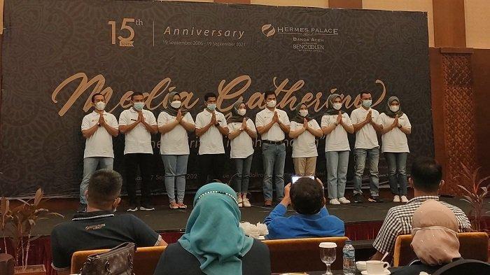 Genap 15 Tahun Beroperasi di Banda Aceh, Hermes Palace Gelar Serangkaian Kegiatan