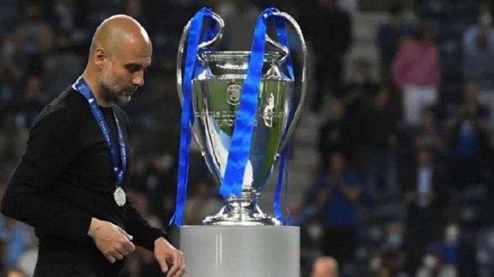 Manchester City Awali Liga Champions dengan Sakit Hati
