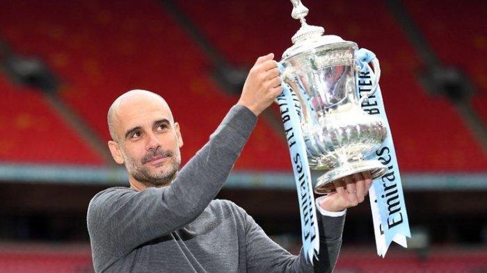 Pep Guardiola Resmi Perpanjang Kontrak di Manchester City Hingga 2023