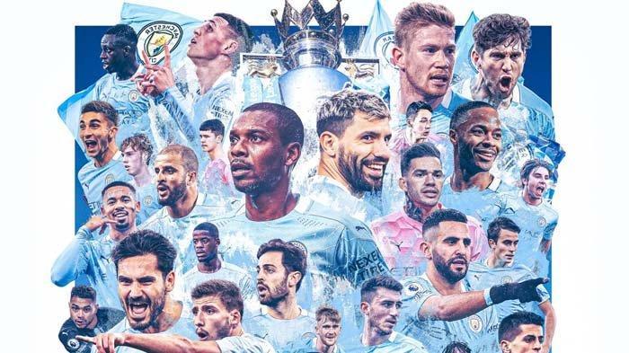 Hasil Liga Inggris - Man United Tumbang di Old Trafford, Manchester City Juara Premier League