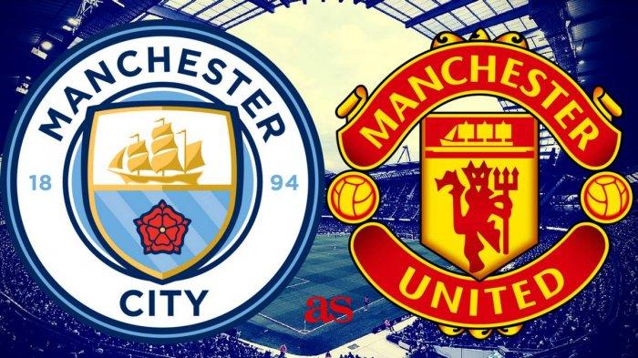 Live Streaming Liga Inggris Manchester City vs Manchester United, Nonton di Sini Pukul 23.30 WIB