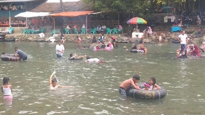 Objek Wisata di Bireuen Tetap Ramai Pengunjung