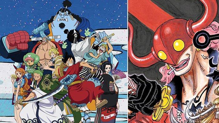 Spoiler One Piece 1017: Misteri Buah Iblis Mantan CP9 Who's Who Terbongkar saat Duel dengan Jinbe