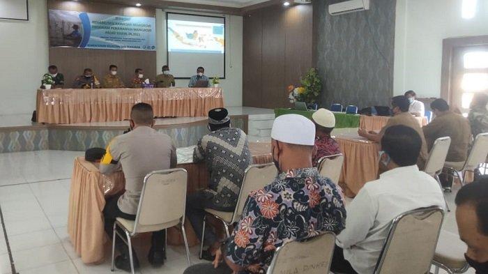 KKP Akan Tanam 500 Ribu Bibit Mangrove di Aceh Jaya