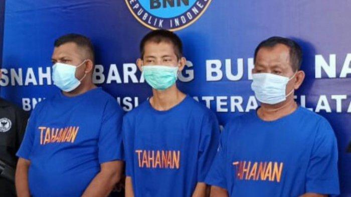 Bawa 5 Kg Sabu, Mantan Anggota DPRK Pidie Jaya Ditangkap di Palembang