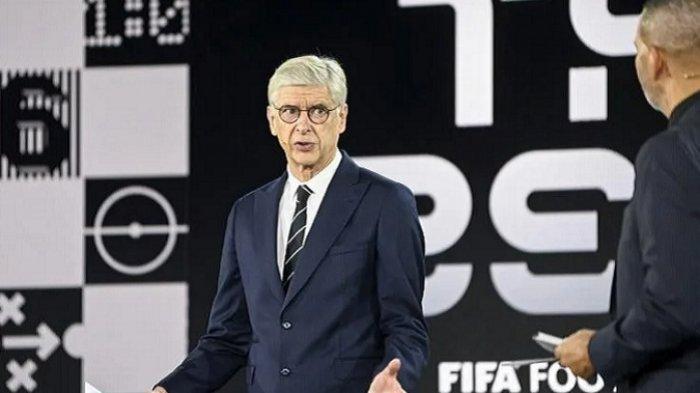Arsene Wenger Beri Tanggapan Kritikan Rencana Piala Dunia Dua Tahunan