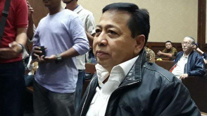 Setya Novanto Dikabarkan Hilang dari Lapas Sukamiskin, Begini Kata Kemenkumham!