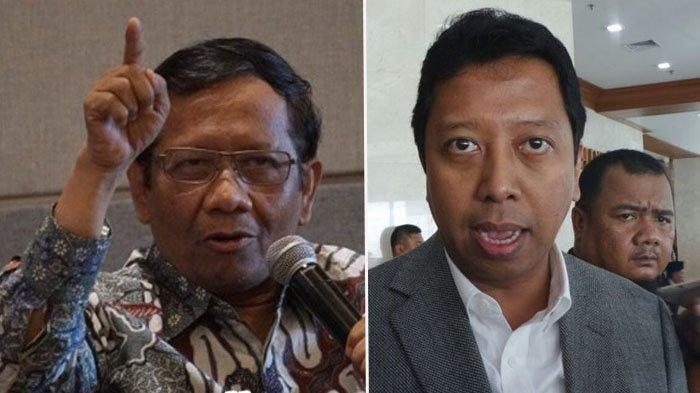 Bongkar Skema Dugaan Pemenangan PPP di Kemenag, Mahfud MD: Pegawai Masuk Ruangan dan Matikan HP