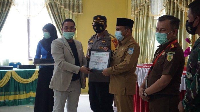 Marzuki Hamid Ajak Wartawan Berkontribusi Positif Bangun Kota Langsa