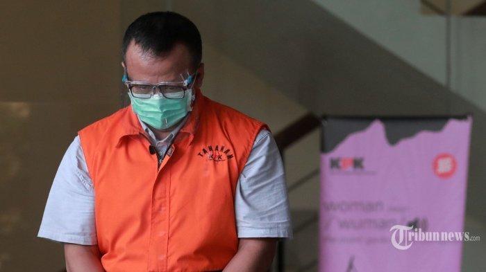 Edhy Prabowo Didakwa Terima Suap Rp 25,7 Miliar, Tetap Mengaku Tidak Bersalah