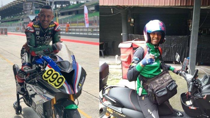 Kisah Azlan Shah Kamaruzaman, Mantan Pembalap Moto2 Malaysia Terpaksa Jadi Pengantar Makanan
