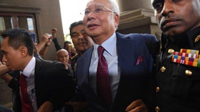 Hari Ini, Mantan PM Malaysia Najib Razak Hadapi Sidang Skandal Finansial yang Mengejutkan Dunia