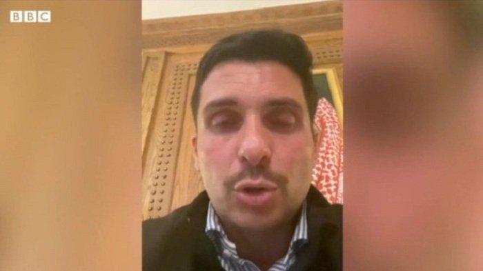 Mantan Pewaris Takhta Jordania Jadi Tahanan Kepala Angkatan Bersenjata dan Polisi