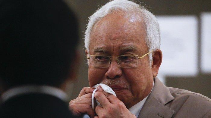 Najib Razak Terbukti Sebagai Koruptor, Didenda Rp 732 Miliar dan Dihukum 12 Tahun Penjara