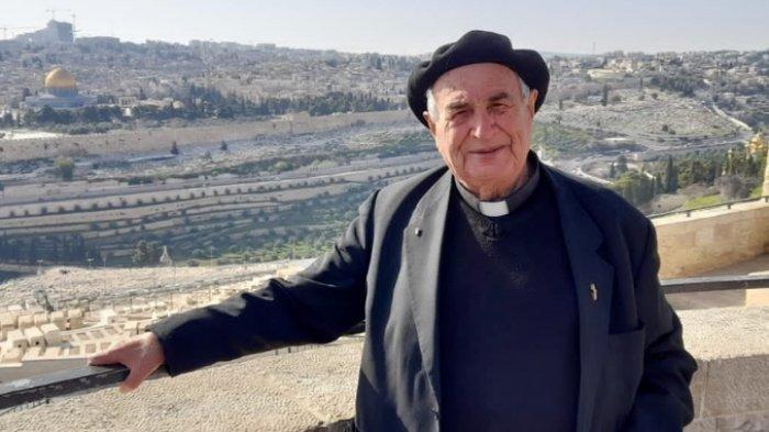 Bentrok di Yerusalem, Pastor Katolik Palestina Ajak Umat Kristiani Lindungi Masjid Al Aqsa